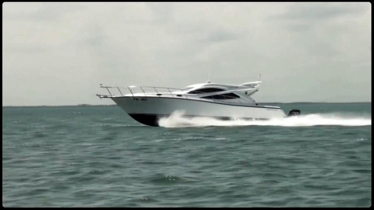 speedboat patroli fiber