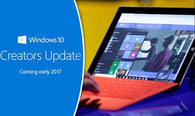 أبرز المميزات التي يوفرها تحديث ويندوز 10 الجديد Creators Update