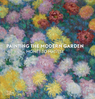 Painting the Modern Garden show catalogue