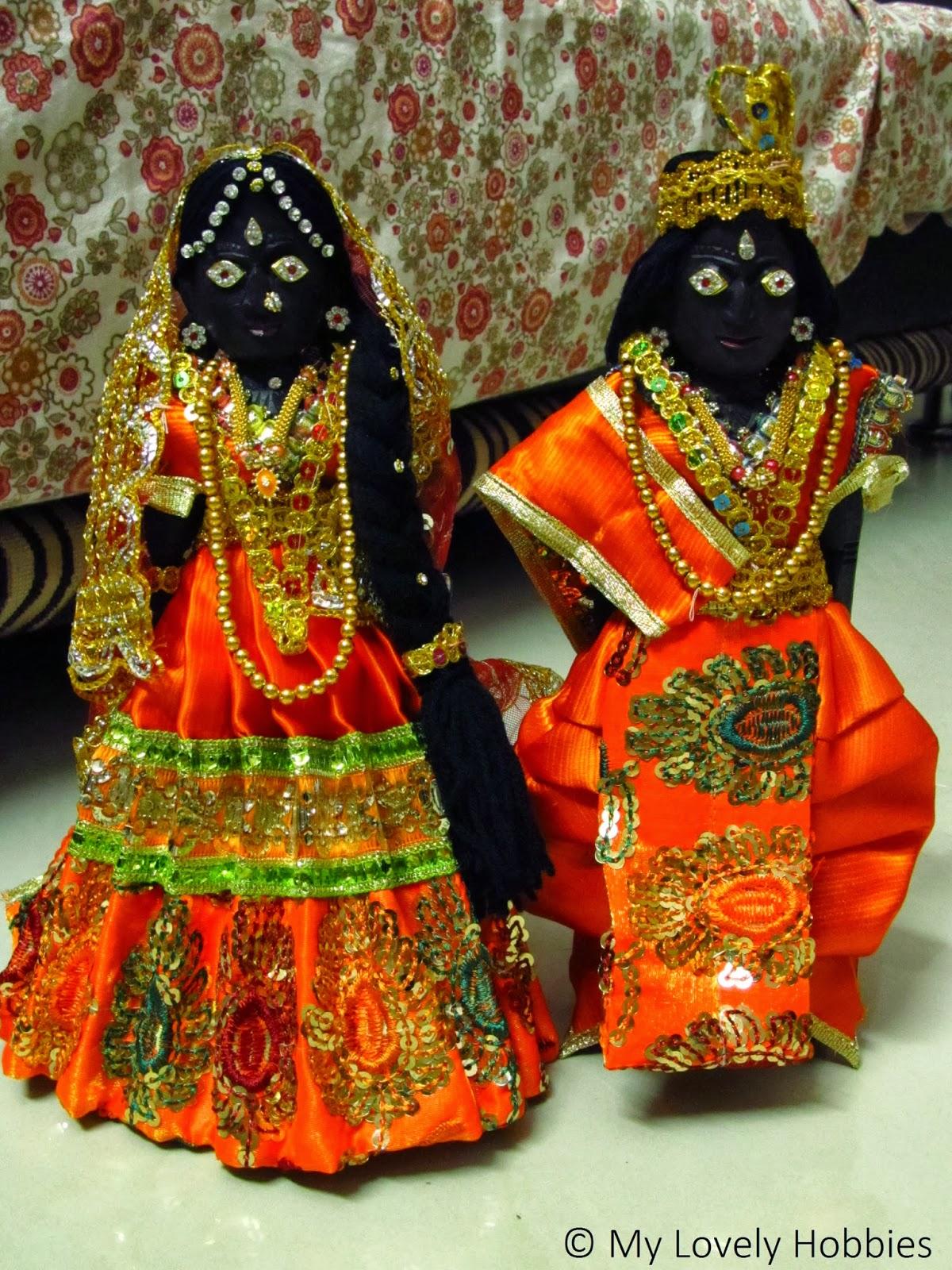 My Lovely Hobbies Marapachi Doll Decoration