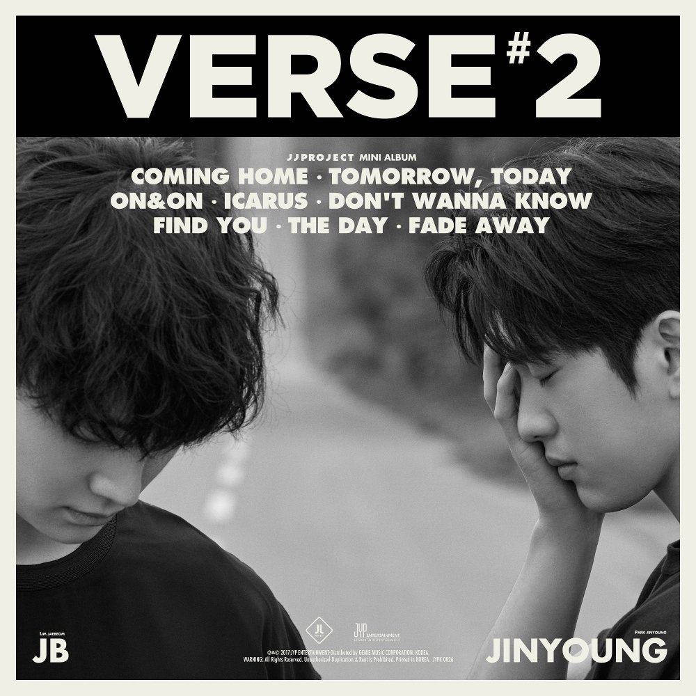 Download Lagu JJ Project - Verse 2 (2017)