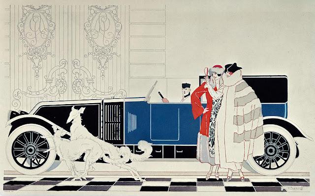 The Art of René Vincent