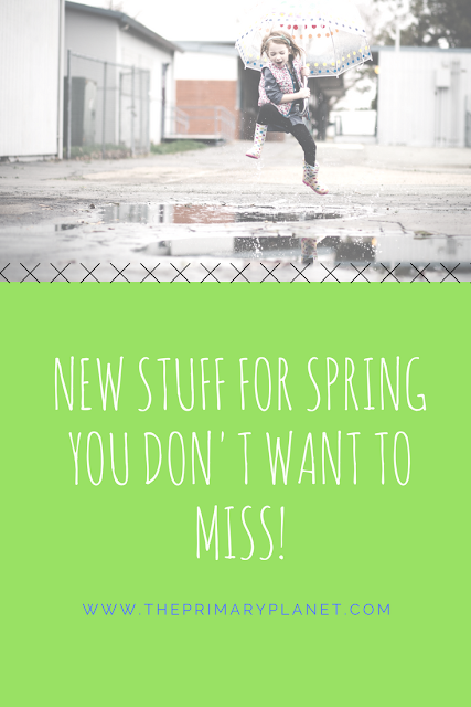 New Stuff for Spring you don't want to miss!