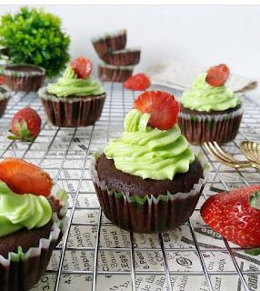 Ide Resep Membuat Simple Chocolate Cupcake