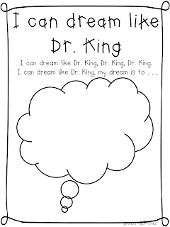 Welcome to Room 36!: Dr. King