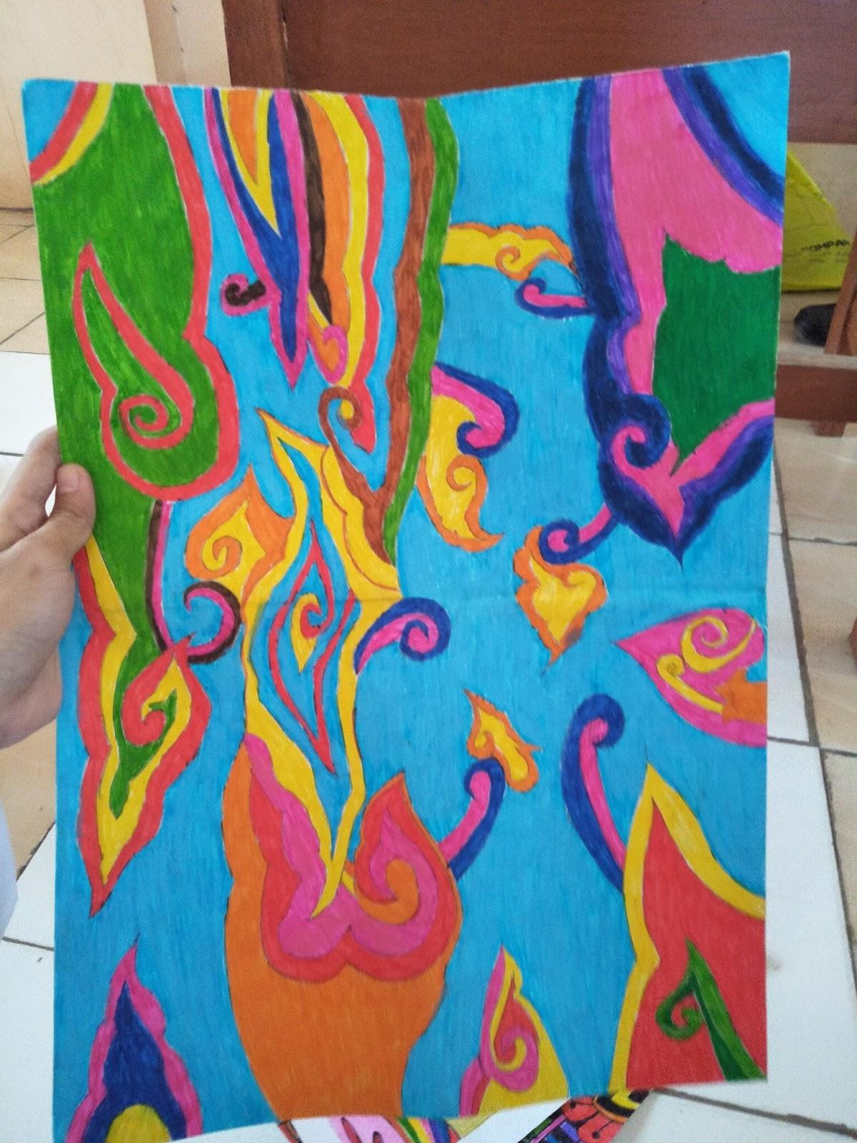 Pelita Bandung Raya Pbr Gambar Batik Full Color Mega Mendug