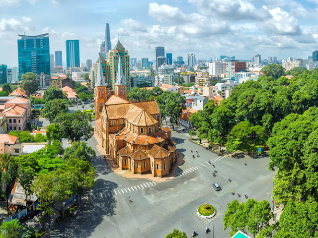 HCM City among top 50 most beautiful cities in the world