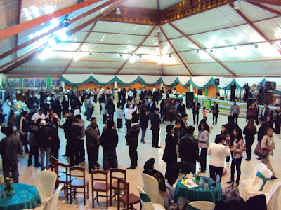 Salón de eventos Las Palmeras