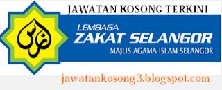 Kerja Kosong Terkini Lembaga Zakat Selangor