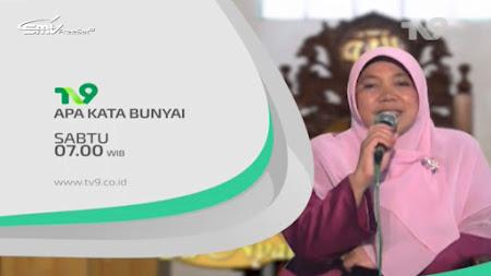 Frekuensi siaran TV9 Nusantara di satelit ABS 2 Terbaru