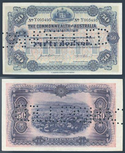 £50 banknote