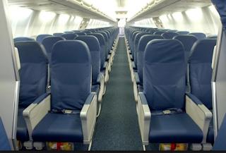 Ruang tempat duduk penumpang