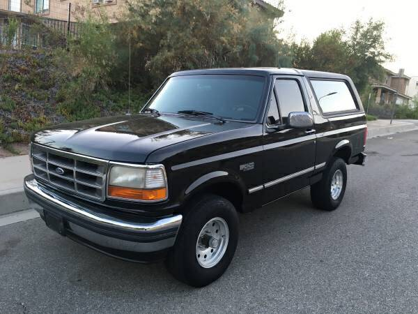 Excellent Condition, 1994 Ford Bronco