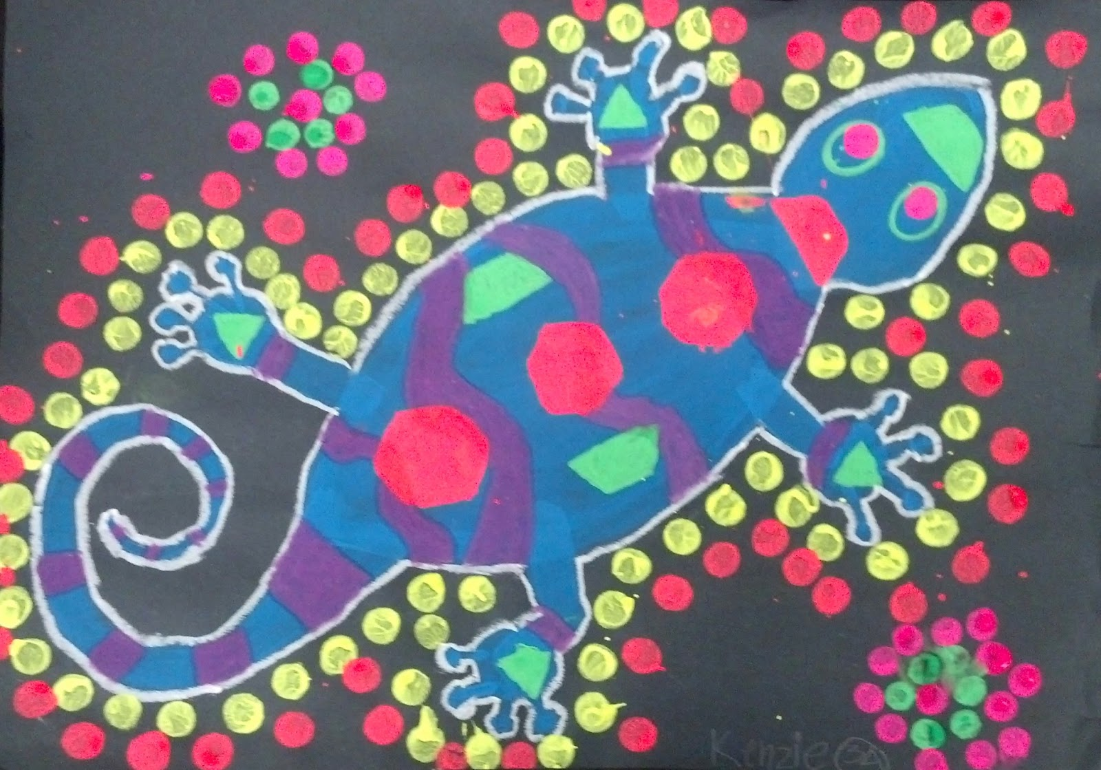 Art With Mrs Seitz January