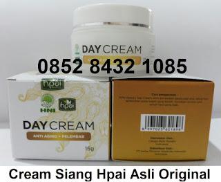 Day cream Hpai merk krim pagi siang yang bagus aman BPOM