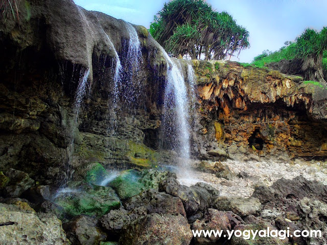 Pantai Jogan Yogyakarta