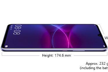 Spesifikasi Huawei Mate 20 X dilengkapi kamera 40 MP