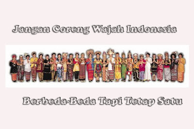 Jangan Coreng Wajah Indonesia