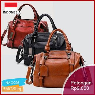 NAG095 Handbag Tas Selempang Wanita Import Shoulderbag Murah Bmgshop