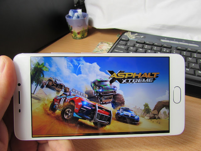 Meizu M5 Note Gaming