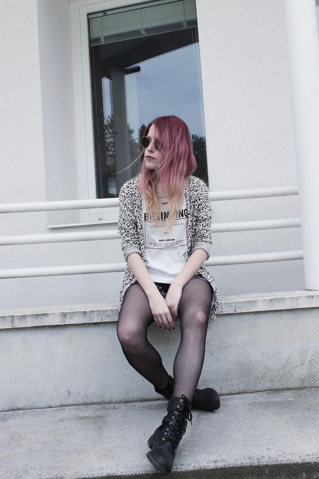 Street style legwear looks boreale-blogmode.blogspot.co.uk