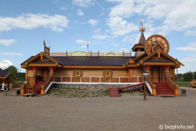 русский парк в переславле залесском