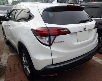 Honda Vezel - Dijual di USA