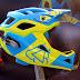 Leatt Convertible Full Face Helmet - Crankworx Whistler 2016