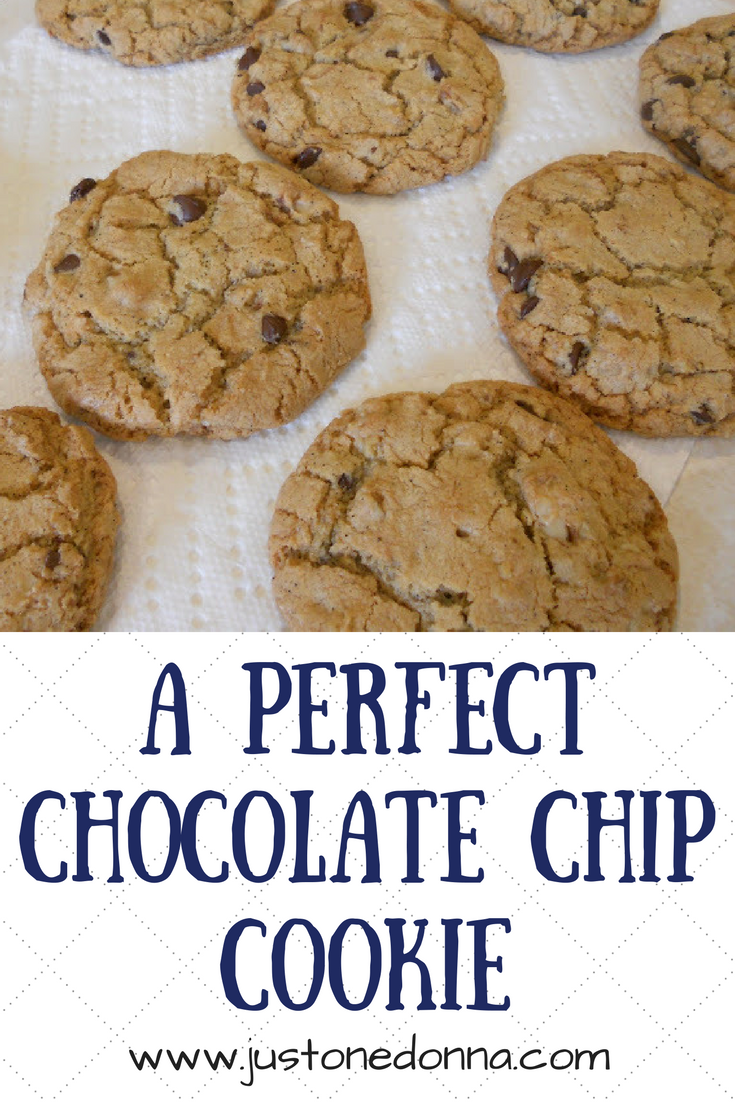 ... chocolate chip cookie recipe to make a yummy, crisp, and chewy cookie
