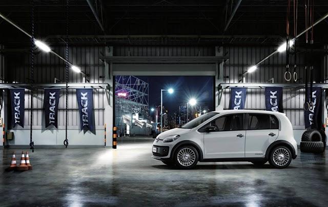 Volkswagen Up! Track 2017