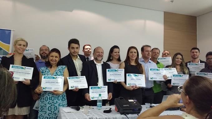 Nova diretoria da ABRASSP toma posse para triênio 2016/2019