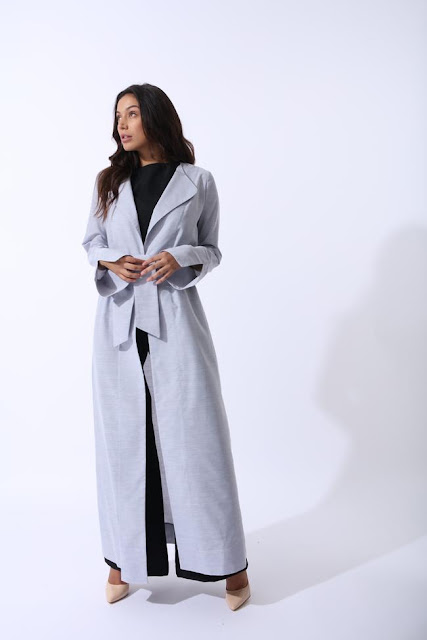 zalinah white blog review, zalinah white review, zalinah white clothing, zalinah white make it british, zalinahwhite, zalinah white coat, wool boyfriend coat review, grey boyfriend coat outfit, modest fashion