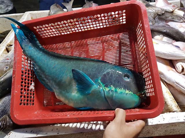 Seafood sabah