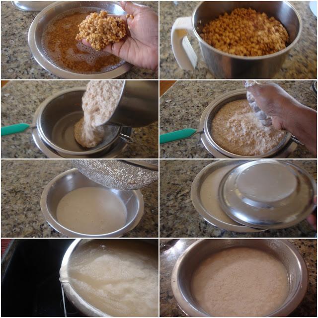 images of Tirunelveli Halwa Recipe / Godhumai Halwa Recipe / Thirunelveli Iruttu Kadai Halwa Recipe / Wheat Halwa Recipe- Diwali Sweet Recipes
