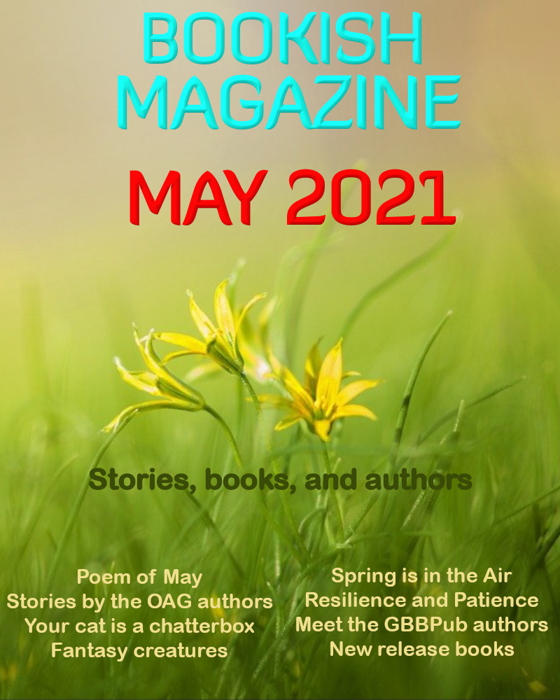 Bookish Magazine May 2021