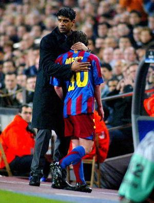 Messi: Karena Rijkaard, Aku Bisa seperti Sekarang