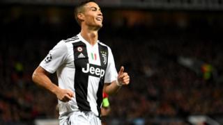 Labarin wasanni :: Gasar Zakarun Turai: Juventus ta doke Man Utd a gida
