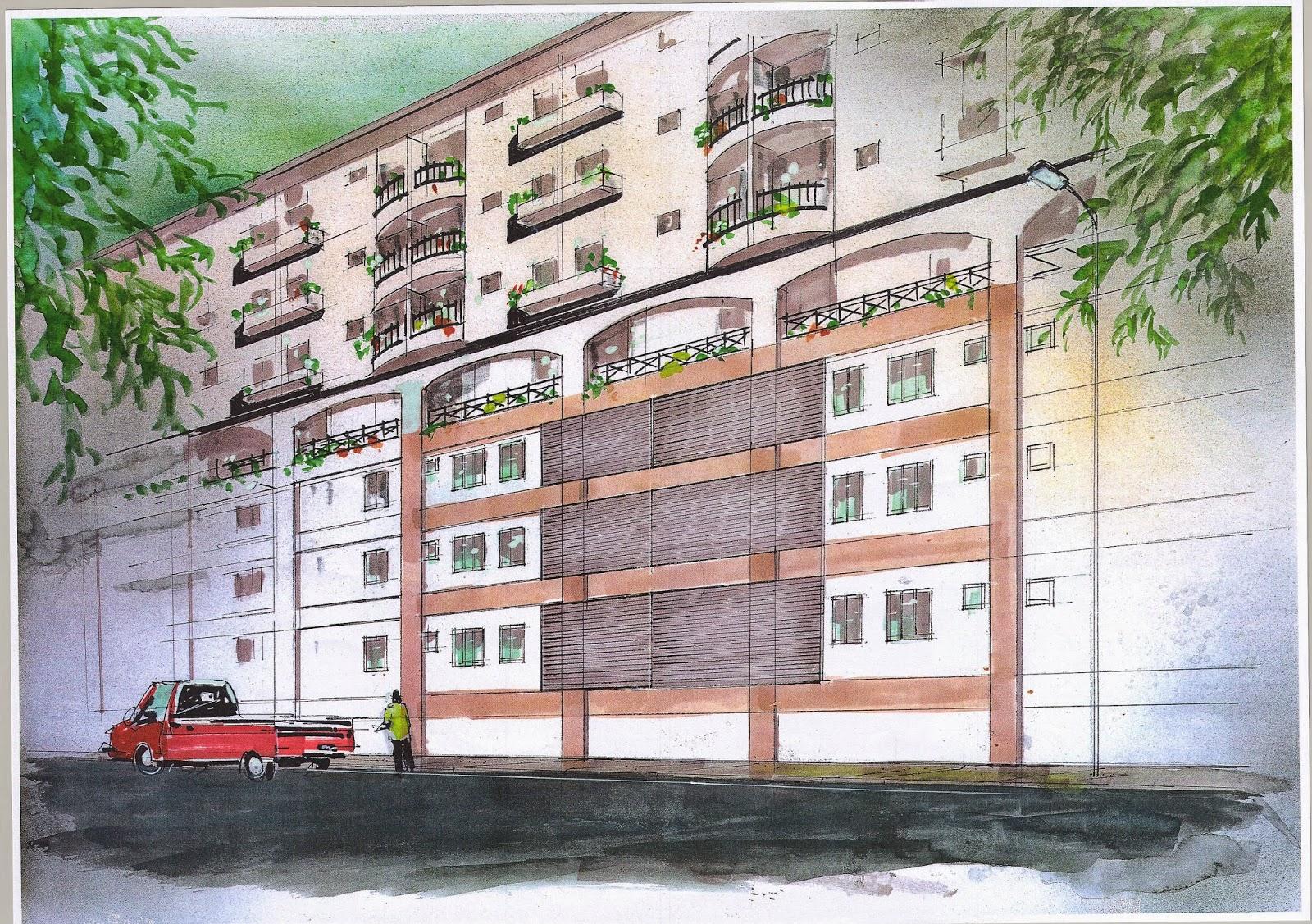 as architechnic hotel wisma indah cheras kuala lumpur