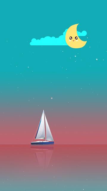 Boat Wallpaper Zenfone 3 Deluxe