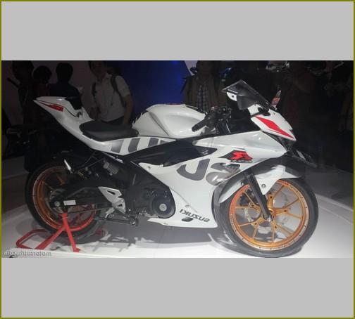 Gambar Modifikasi Motor Suzuki Gsx R150, 250, 400, 600, 750cc Yang Bagus