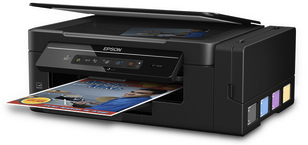 Epson Expression ET-2600 EcoTank All-in-One Printer Support