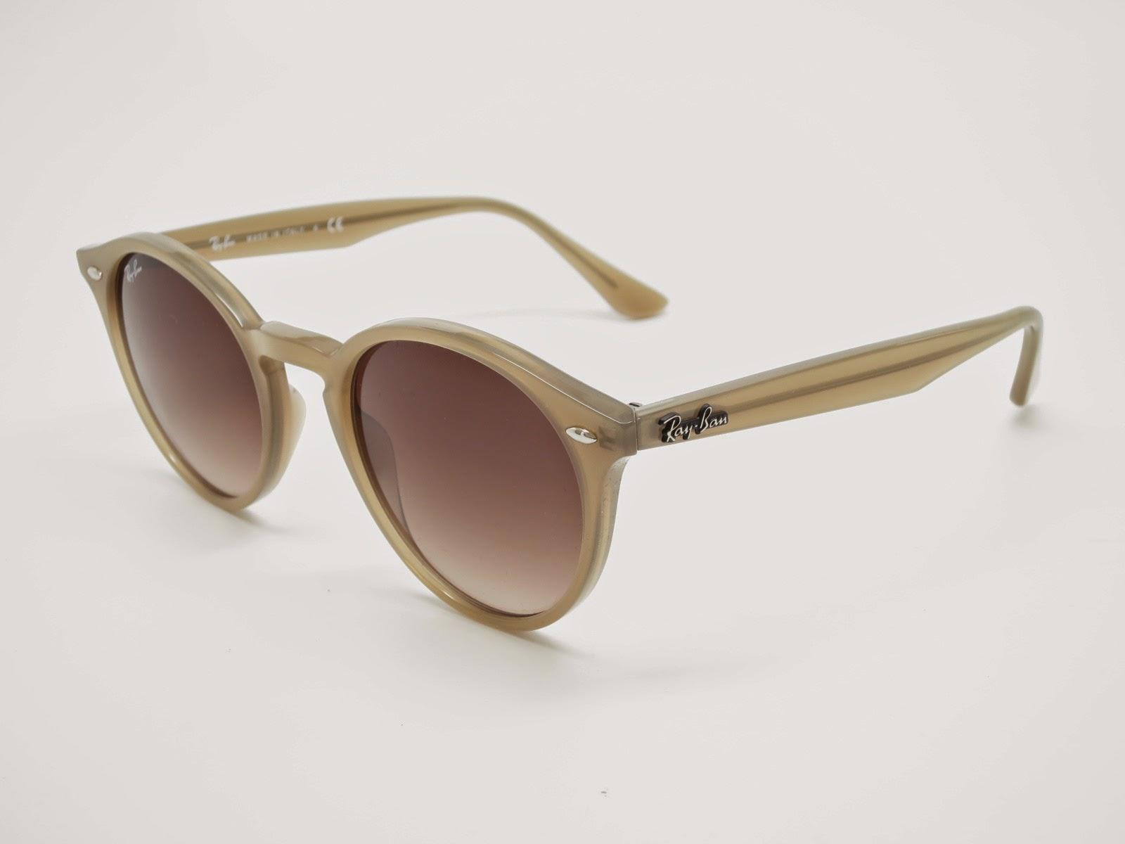 22e05addc81 Ray-Ban RB 2180 6166 13 Turtle Dove Sunglasses