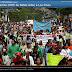 12 mil maestros de la CNTE cercan Los Pinos