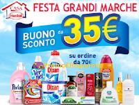 Logo Festa Grandi Marche: per te subito uno sconto di 35€ ! Affrettati