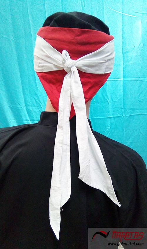 Ikat Kepala Merah Putih