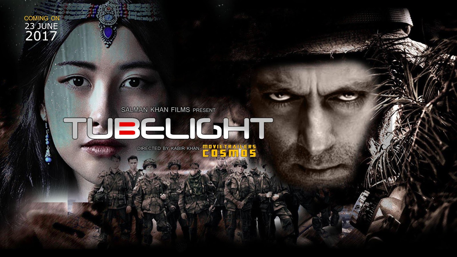 Tubelight Is An Upcoming Bollywood Movie Hd Wallpapers -5793