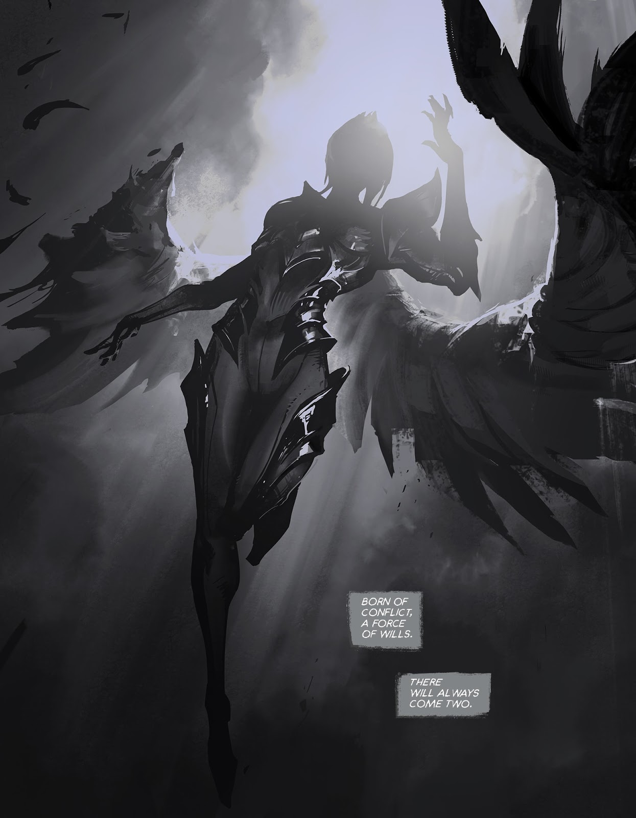 Enjoy Your Reign Chaos Followers And To My Fellow Riven Supporters We Know How The World Truly Should Have Been Reborn Heres The Alternate Ending We