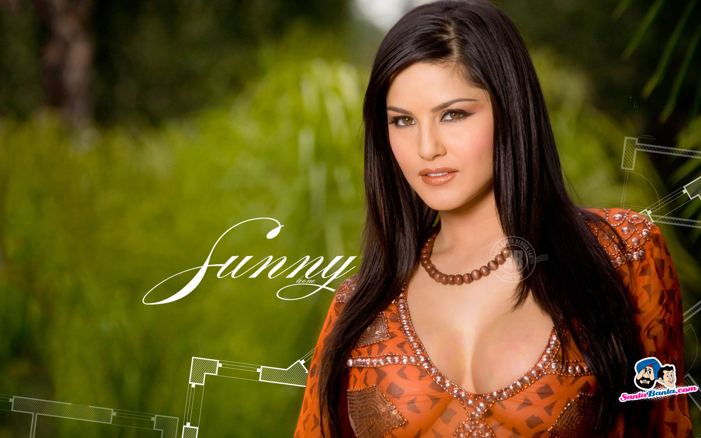 Free Celebrity Wallpapers Sunny Leone Sexy Wallpaper-3949