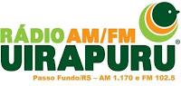 Rádio Uirapuru FM 102,5 de Passo Fundo RS