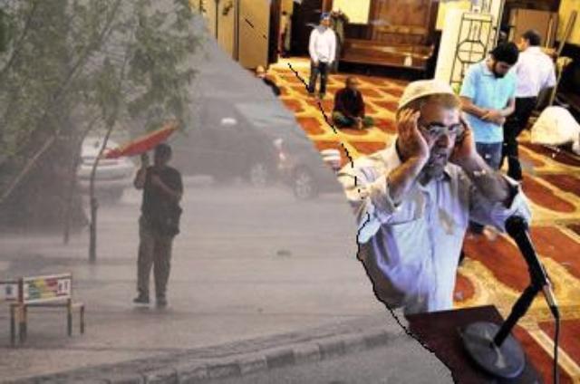 Bolehkah Meninggalkan Shalat Jum'at Karena Hujan dan Salju ?